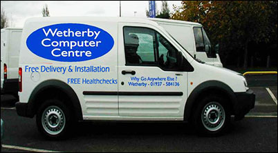 Wetherby Computers Service Contracts