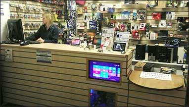 Wetherby Computers Shop